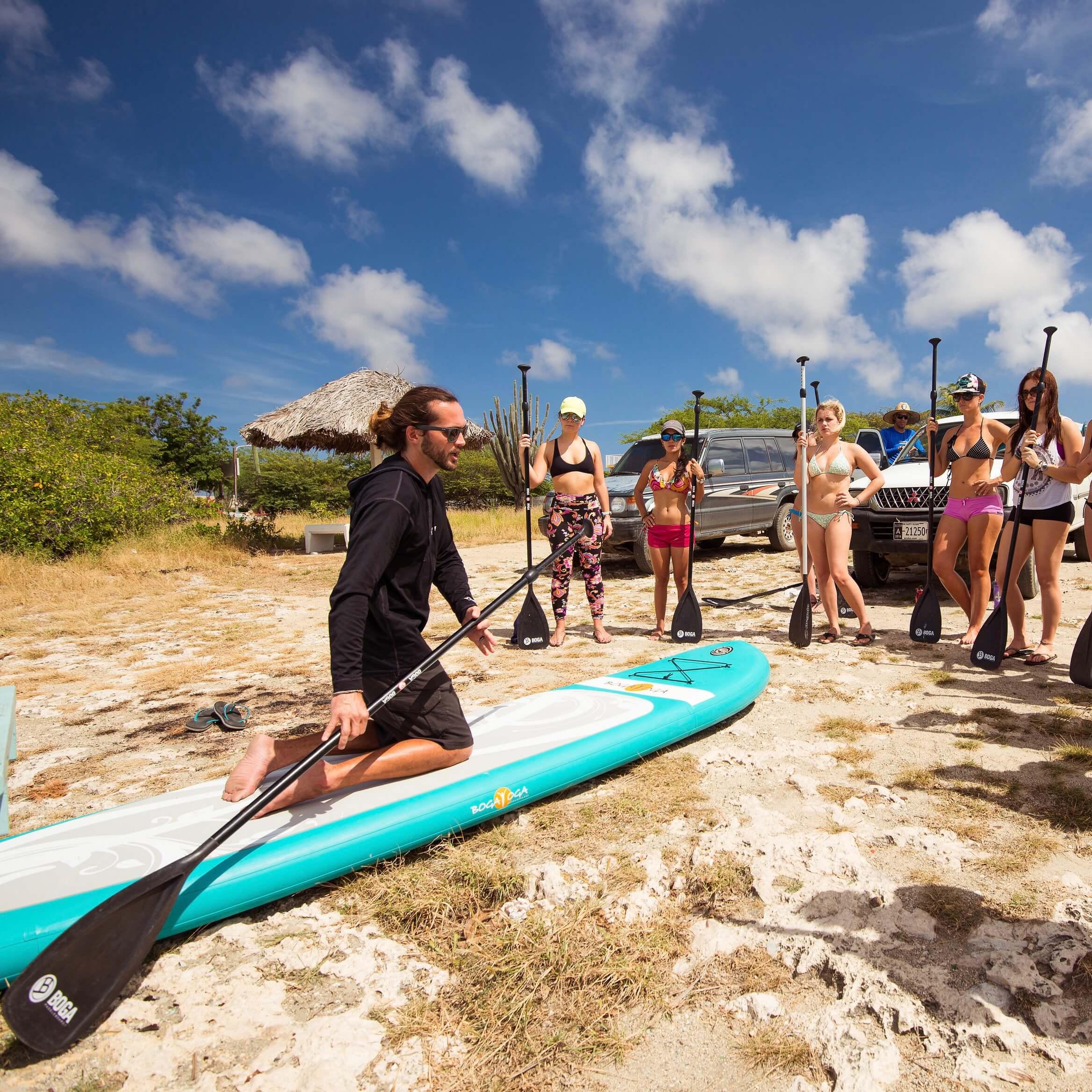 Sup Yoga Teacher Training Island Yoga